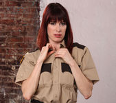 Odile - Softer Side of a Hard-Ass Prison Guard 11