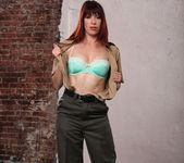 Odile - Softer Side of a Hard-Ass Prison Guard 14
