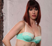 Odile - Softer Side of a Hard-Ass Prison Guard 29