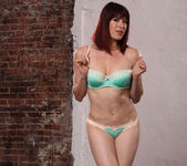 Odile - Softer Side of a Hard-Ass Prison Guard 30