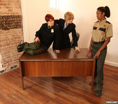 Lily Cade, Lotus Lain, and Nina Hartley - Training Meeting 5
