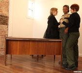 Lily Cade, Lotus Lain, and Nina Hartley - Training Meeting 8