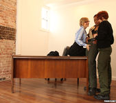 Lily Cade, Lotus Lain, and Nina Hartley - Training Meeting 11