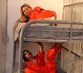 Natasha Starr and Nikki Hearts - Prison Love 3