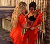 Natasha Starr and Nikki Hearts - Prison Love 9