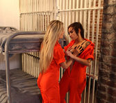 Natasha Starr and Nikki Hearts - Prison Love 10