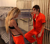 Natasha Starr and Nikki Hearts - Prison Love 16