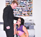 Mackenzee Pierce - Too Horny for Work 24