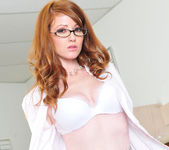Nikki Rhodes Redhead-ing It Up 5