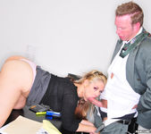 Sarah Vandella Takes an Office Fuck Break 22