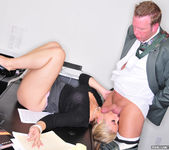Sarah Vandella Takes an Office Fuck Break 23