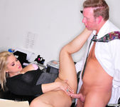 Sarah Vandella Takes an Office Fuck Break 28