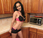 Isis Love and Nikki Darling - Heat in the Kitchen 8