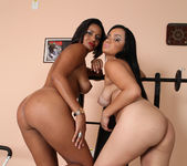 Ana Luz and Celiny Salles - Fine Asses Only Get Finer 27