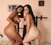 Ana Luz and Celiny Salles - Fine Asses Only Get Finer 29