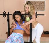Regininha Gaucha and Suzana Rhios - Fitness Rule One 6