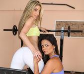 Regininha Gaucha and Suzana Rhios - Fitness Rule One 15