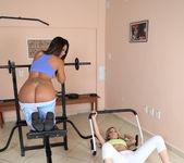 Regininha Gaucha and Suzana Rhios - Fitness Rule One 27