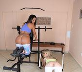 Regininha Gaucha and Suzana Rhios - Fitness Rule One 28