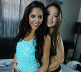 Chloe Amour and Lily Lust - Finally Alone Together 8