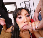 Asa Akira - 2 on 1 is Her Favorite 9