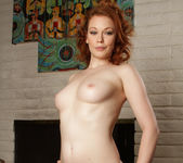 Justine Joli and Lily Cade - Redhead Rendezvous 30
