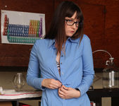 Annabelle Lee and Thelma Sleaze - Horny Lab Girls 11