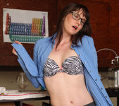 Annabelle Lee and Thelma Sleaze - Horny Lab Girls 12