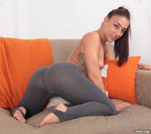 Mischa Brooks and Nikki Hearts - Wet in the City 28