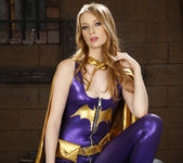Ela Darling and Nicki Hunter - Naked Superheroes 2