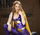 Ela Darling and Nicki Hunter - Naked Superheroes 6