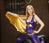 Ela Darling and Nicki Hunter - Naked Superheroes 8