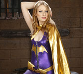 Ela Darling and Nicki Hunter - Naked Superheroes 9