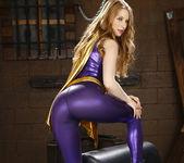 Ela Darling and Nicki Hunter - Naked Superheroes 11