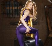 Ela Darling and Nicki Hunter - Naked Superheroes 13