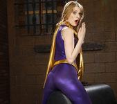 Ela Darling and Nicki Hunter - Naked Superheroes 17