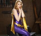 Ela Darling and Nicki Hunter - Naked Superheroes 20