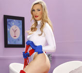 Cassie Laine Handled by Tanya Tate and Zoey Holloway 18