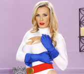 Cassie Laine Handled by Tanya Tate and Zoey Holloway 20