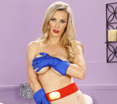 Cassie Laine Handled by Tanya Tate and Zoey Holloway 30
