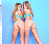 Lacey Love and Lyndsey Love - Jacked Off By Twins 4