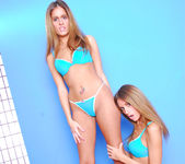 Lacey Love and Lyndsey Love - Jacked Off By Twins 5