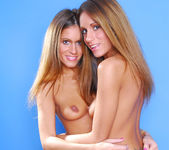 Lacey Love and Lyndsey Love - Jacked Off By Twins 11