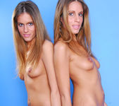 Lacey Love and Lyndsey Love - Jacked Off By Twins 12