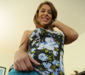 Presley Hart Wants a Little Early Worship 8