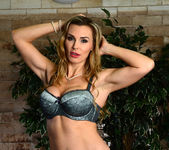 Tanya Tate Shows the Student Body Correct Form 17
