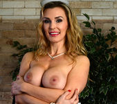 Tanya Tate Shows the Student Body Correct Form 30