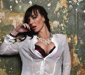Franki Rider and Samantha Bentley - School That Kitty 5