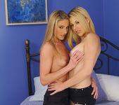 Genesis Skye and Samantha Ryan - Endless Ass 12