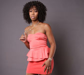 Misty Stone and Ivy Sherwood on Lily Cade 2